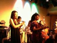 ★☆サマーパーティー☆★ 生バンド2組、ジャズプロ歌手2名などの出演で楽しむ、音楽とダンスのエンタメフェスティバル♪